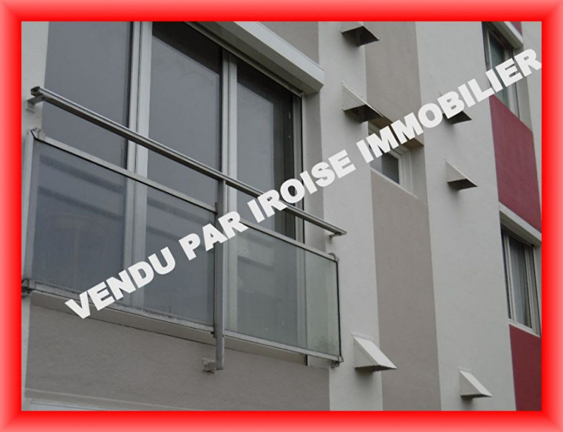 Sale apartment Brest 75 500€ - Picture 1