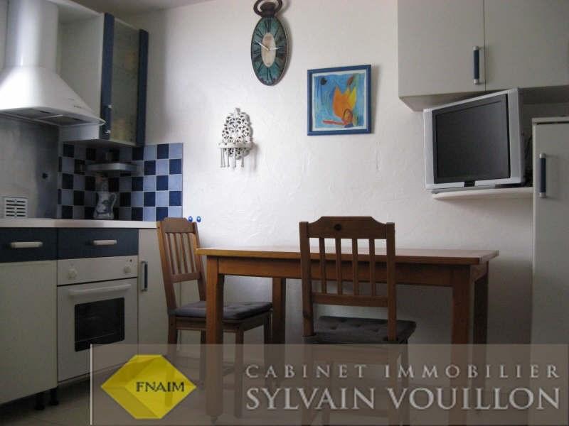 Verkoop  appartement Villers sur mer 54000€ - Foto 2