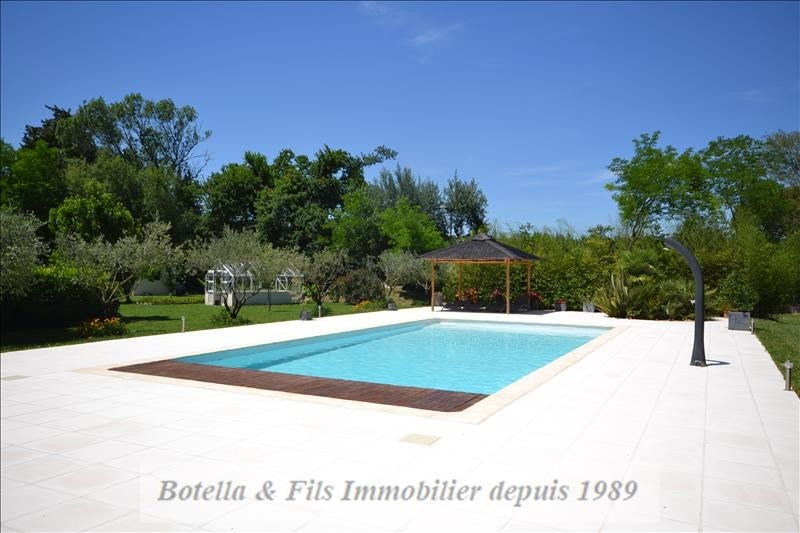 Deluxe sale house / villa Tavel 647 000€ - Picture 2