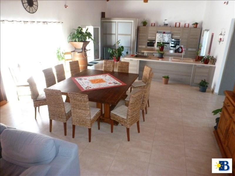 Vente maison / villa Dange st romain 397100€ - Photo 2