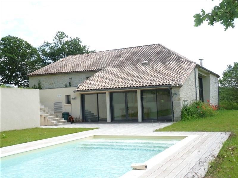 Vente de prestige maison / villa Puymirol 650000€ - Photo 1