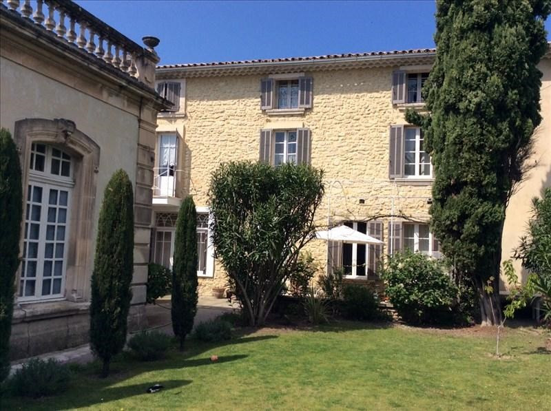 Verkoop  huis Carpentras 395000€ - Foto 1