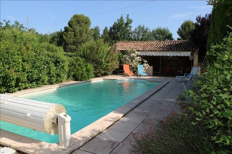 Venta  casa Le puy-sainte-réparade 429000€ - Fotografía 4
