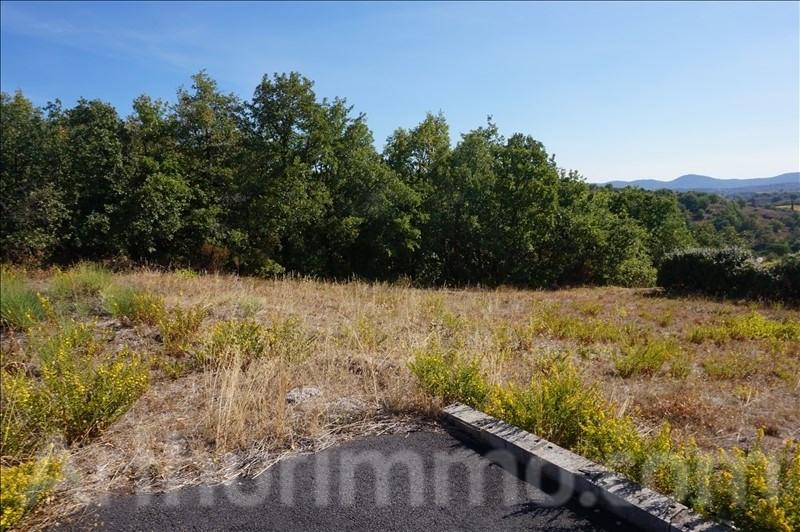 Vente terrain Le bosc 128000€ - Photo 2