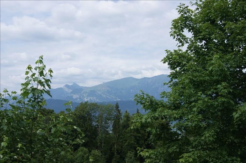 Vente terrain Mont saxonnex 106000€ - Photo 2