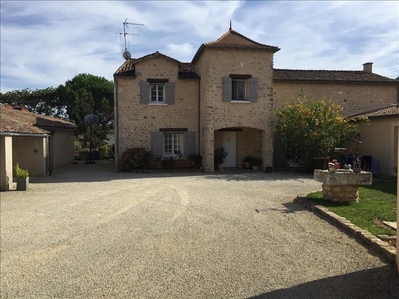 Vente maison / villa Vouneuil sous biard 448000€ -  1