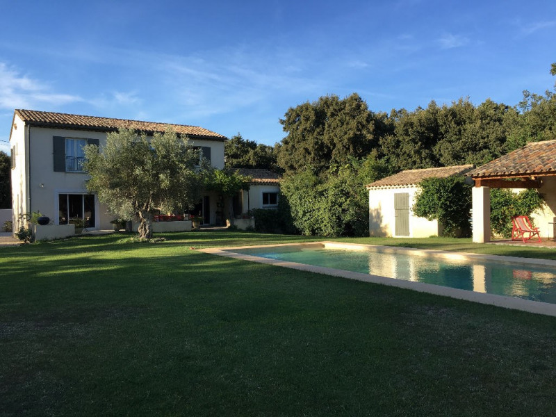 Revenda casa Rochefort du gard 549000€ - Fotografia 12