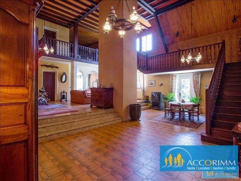 Vente de prestige maison / villa Chaponnay 599000€ - Photo 5