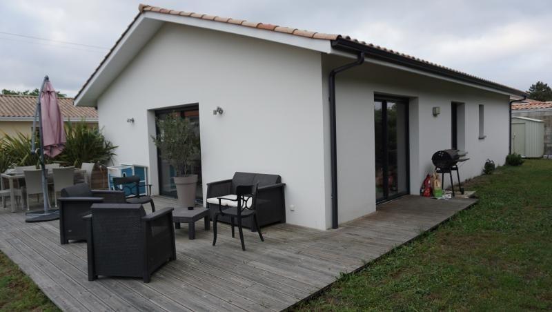 Sale house / villa Cazaux 319400€ - Picture 6