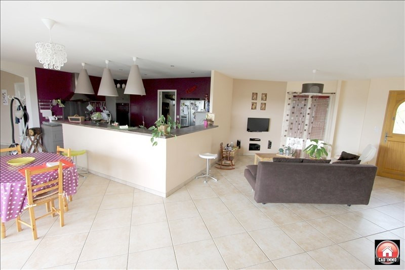 Vente maison / villa Rouffignac de sigoules 273000€ - Photo 5