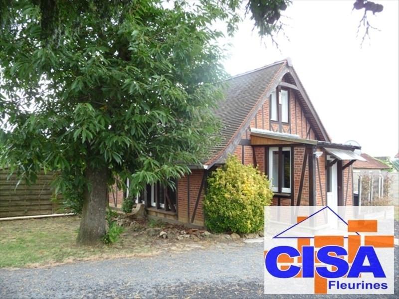 Rental house / villa Monceaux 450€ CC - Picture 1