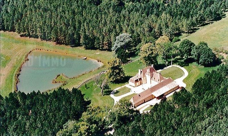 Deluxe sale house / villa Pressignac vicq 3150000€ - Picture 2