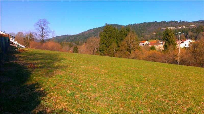 Vente terrain St martin du frene 59880€ - Photo 1
