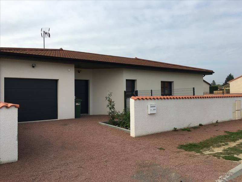 Rental house / villa Pouilly les nonains 890€ CC - Picture 1