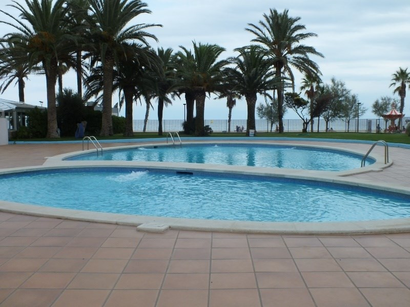 Location vacances appartement Roses santa-margarita 360€ - Photo 1