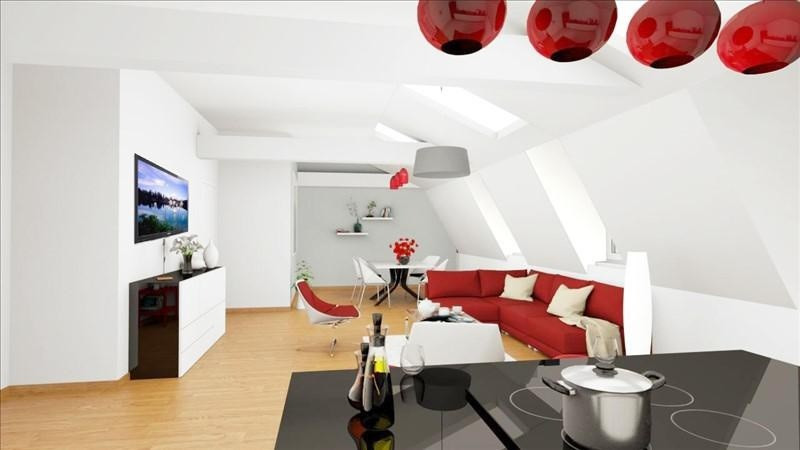 Deluxe sale apartment Nancy 270000€ - Picture 2