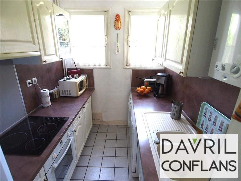 Sale apartment Conflans ste honorine 158000€ - Picture 2