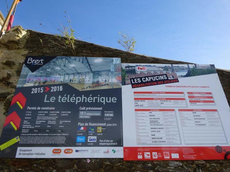 Sale house / villa Brest 322000€ - Picture 2