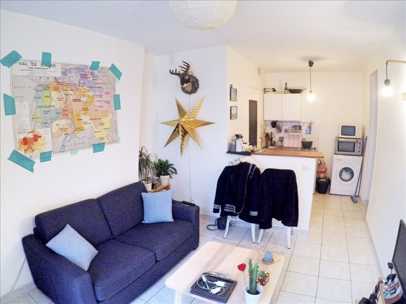 Produit d'investissement appartement Paris 11ème 210000€ - Photo 2