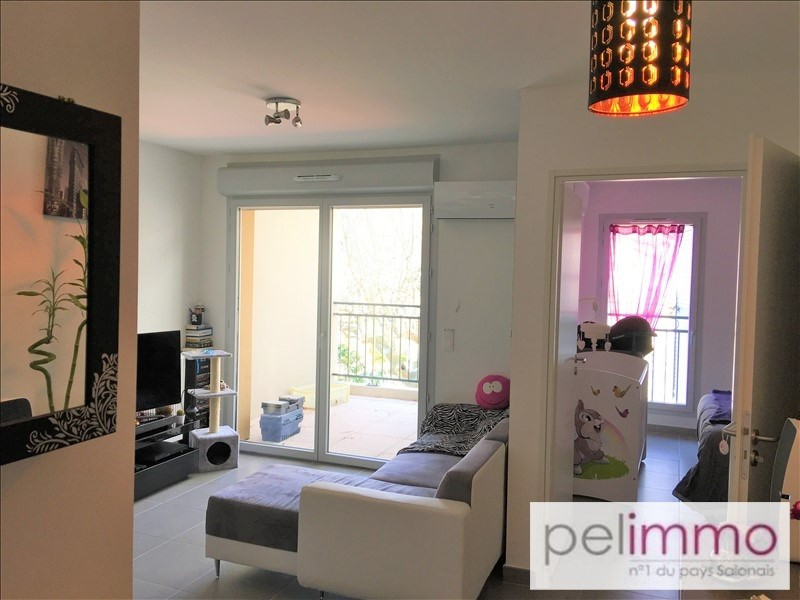 Investment property apartment St chamas 132 500€ - Picture 1