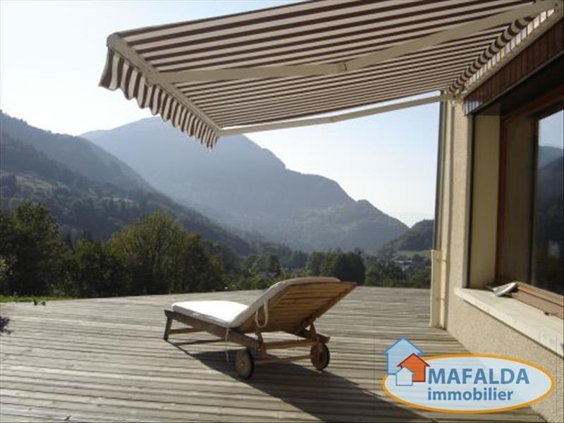 Vente maison / villa Mont saxonnex 530000€ - Photo 8