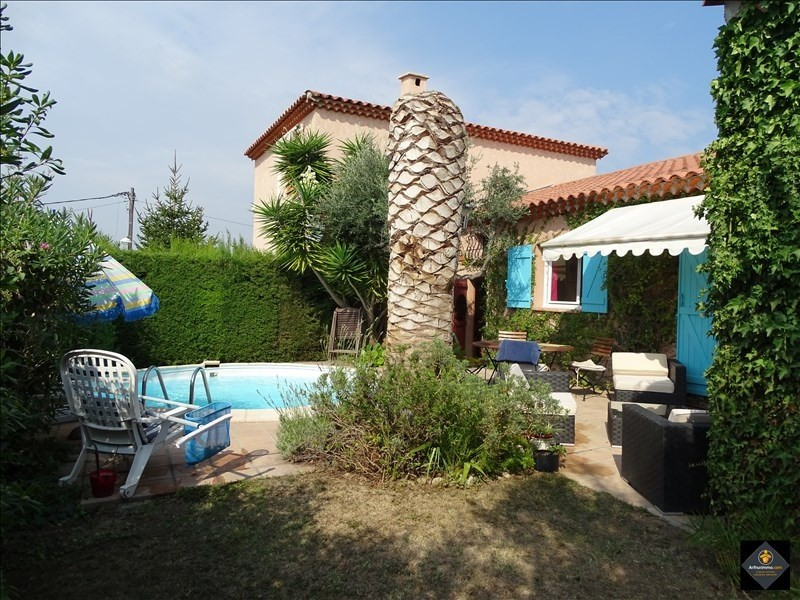 Deluxe sale house / villa Nice 635 000€ - Picture 2