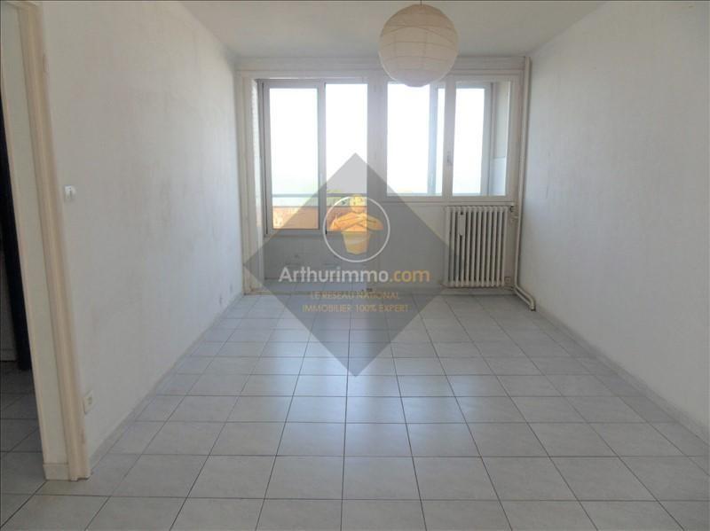 Sale apartment Sete 110000€ - Picture 2