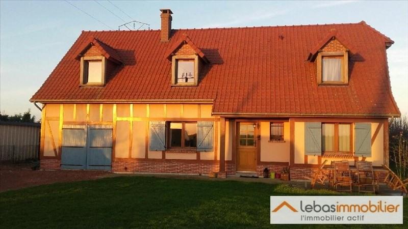 Vente maison / villa St laurent en caux 221500€ - Photo 1