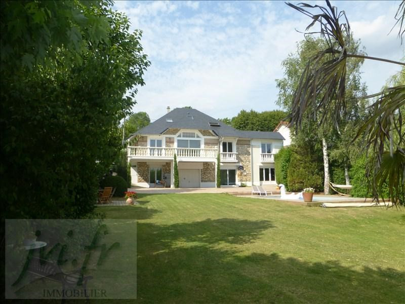 Deluxe sale house / villa Montmorency 1390000€ - Picture 1