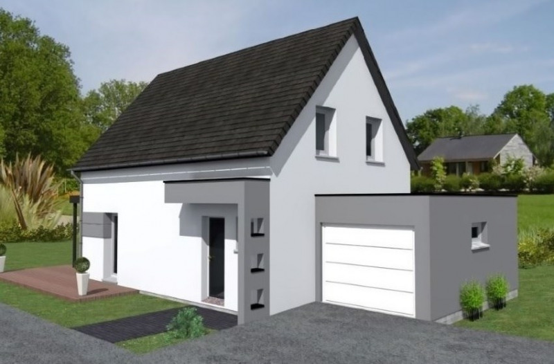 Maison  5 pièces + Terrain 500 m² Mutzig par MAISONS HOME CONCEPTION