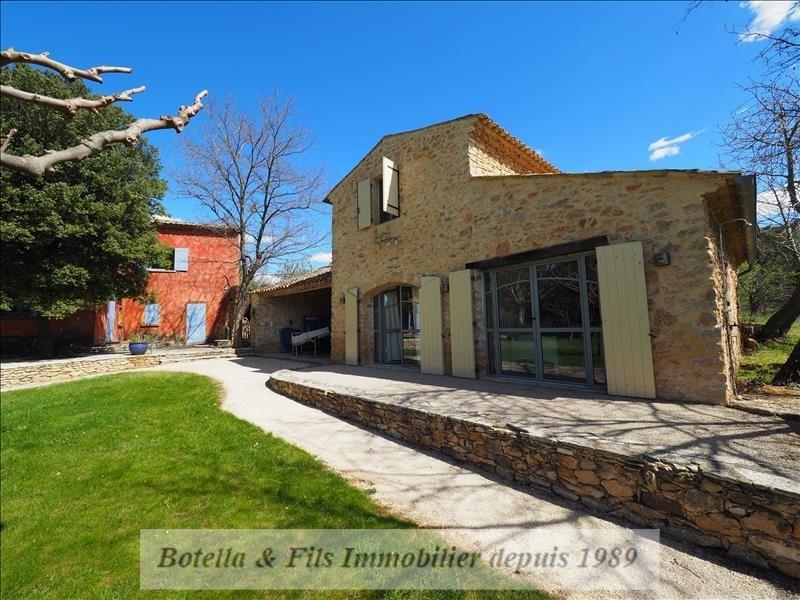 Immobile residenziali di prestigio casa Uzes 763000€ - Fotografia 16