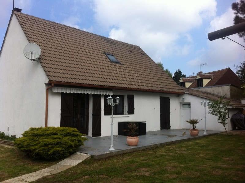 Vente maison / villa Axe le chatelet - monterea 286000€ - Photo 1