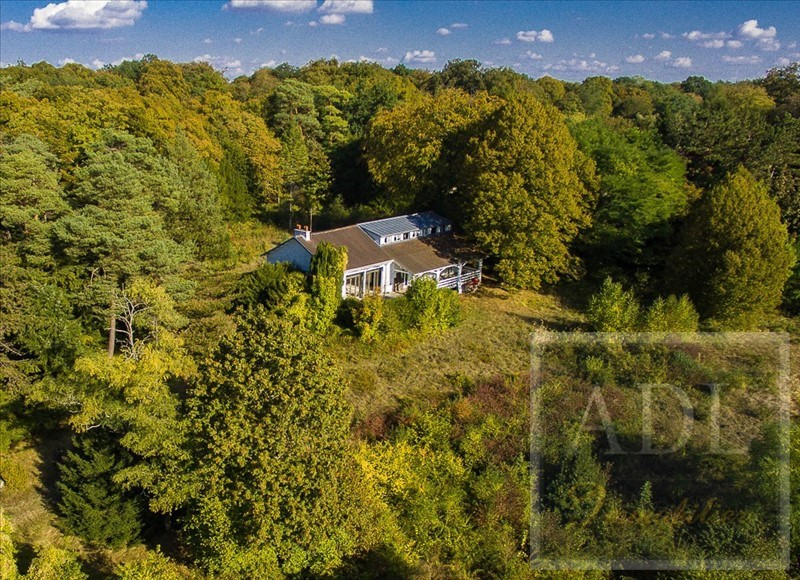 Sale house / villa Lamorlaye 510000€ - Picture 1