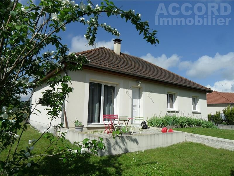 Sale house / villa Sommeval 181500€ - Picture 1