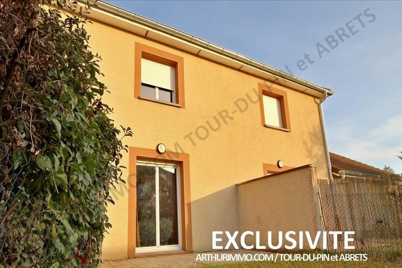 Vente maison / villa Aoste 137000€ - Photo 1