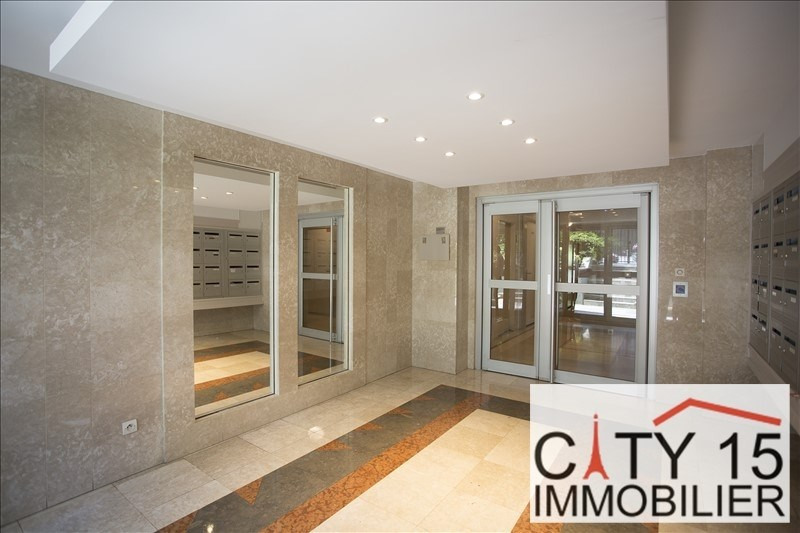 Vente appartement Paris 15ème 277000€ - Photo 7