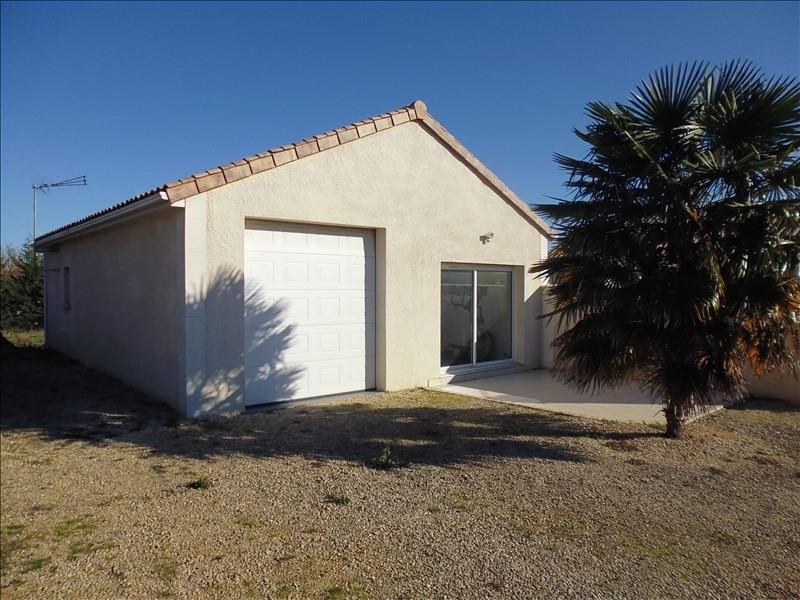 Vente maison / villa Migne auxances 249900€ - Photo 8