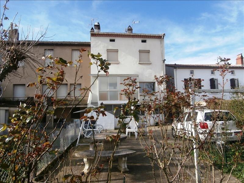 Vente immeuble Mazamet 120000€ - Photo 1