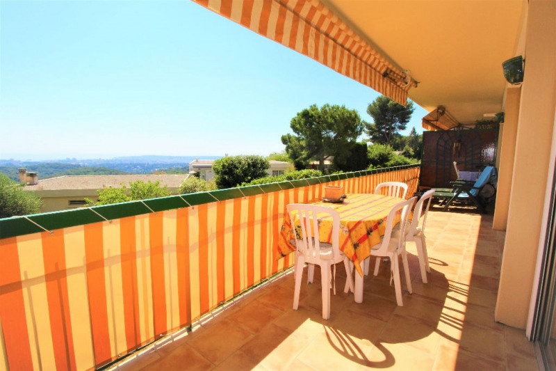 Sale apartment Vallauris 419000€ - Picture 7