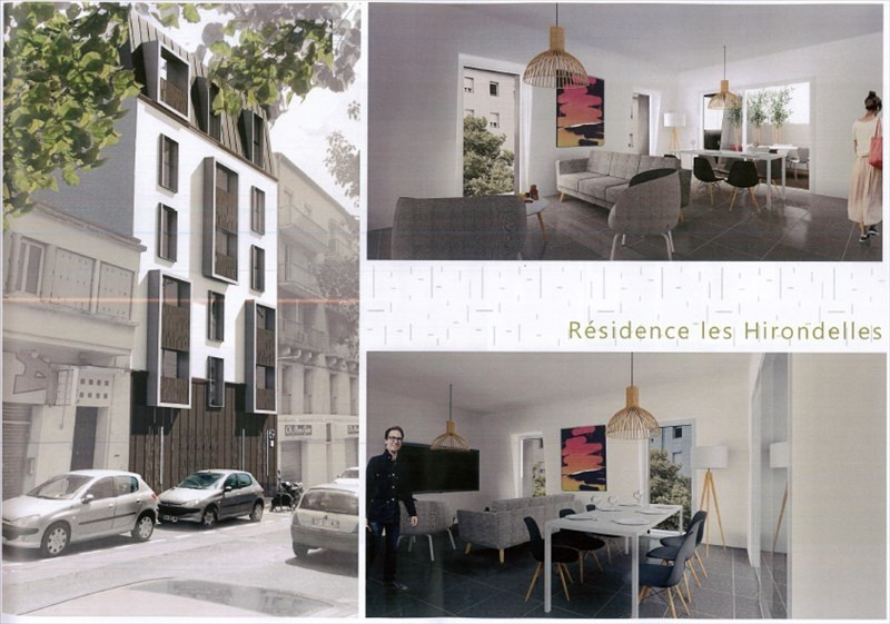 Vente appartement Beziers 158 000€ - Photo 1