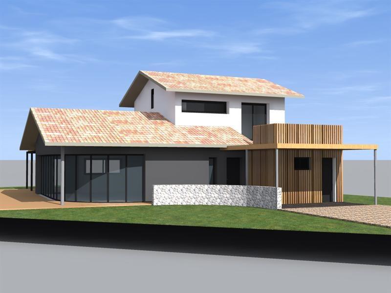 Maison  5 pièces + Terrain 1000 m² Moliets-et-Maa par LB CREATION