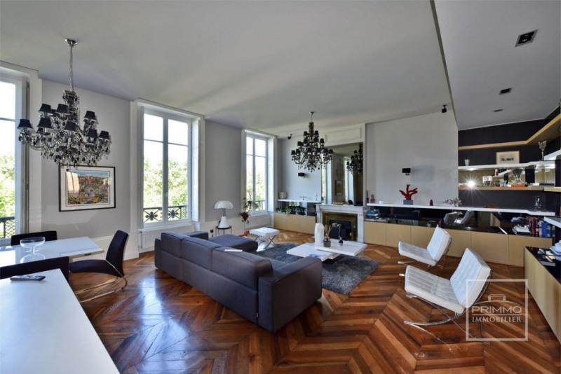 Deluxe sale apartment Lyon 6ème 1040000€ - Picture 4