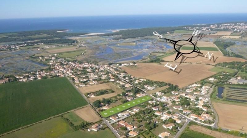Vente terrain Talmont st hilaire 86000€ - Photo 1