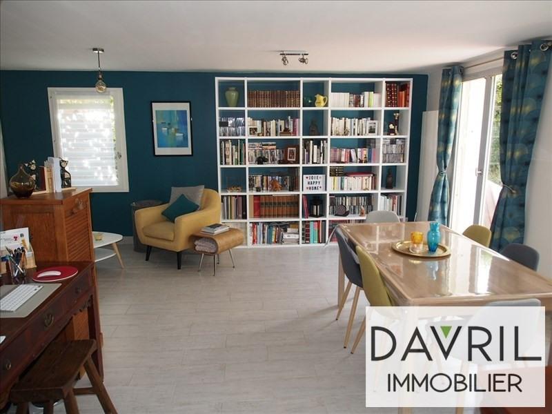 Revenda apartamento Andresy 213200€ - Fotografia 1