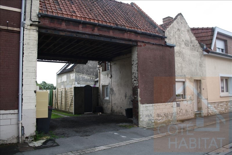 Sale building Henin beaumont 98 000€ - Picture 1