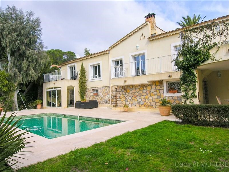 Deluxe sale house / villa Vallauris 1 575 000€ - Picture 1