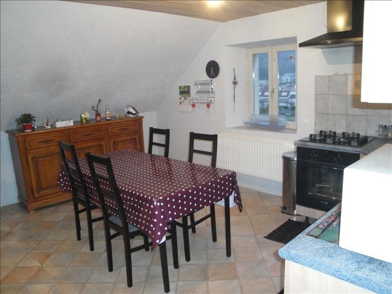 Verkoop  appartement Pont de roide 92000€ - Foto 7
