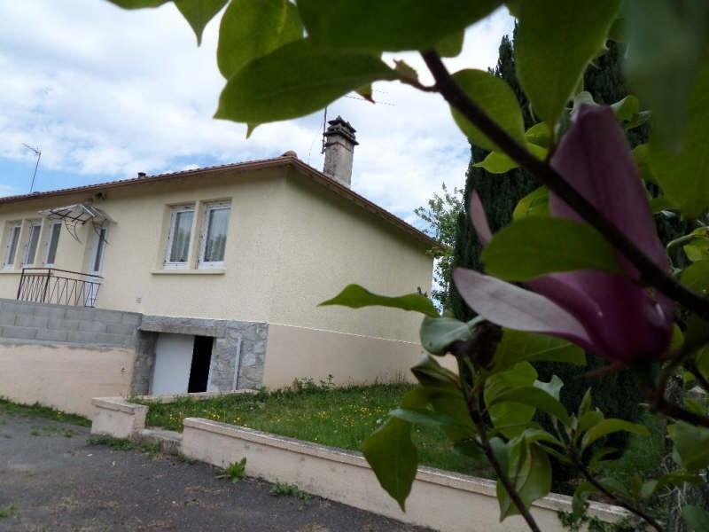 Vente maison / villa Le palais sur vienne 129000€ - Photo 9
