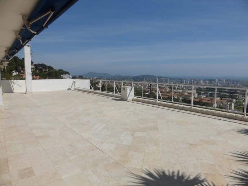 Deluxe sale apartment Toulon 635000€ - Picture 1