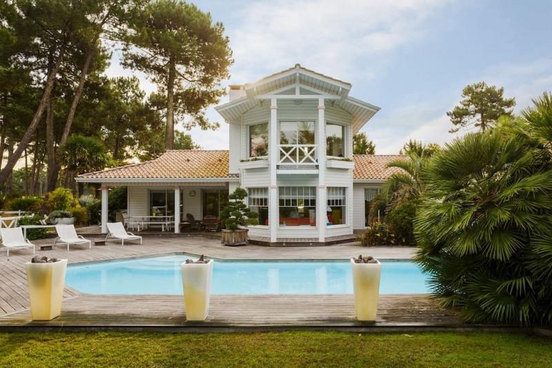 Vacation rental house / villa Gujan-mestras 3000€ - Picture 1